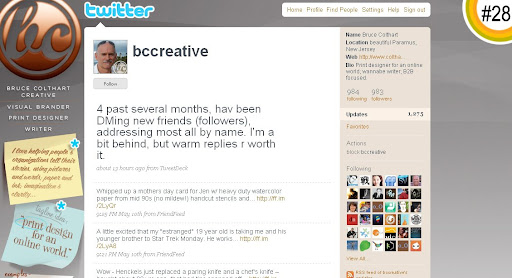 bccreative 100+ Incredible Twitter Backgrounds