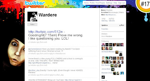 Wardere 100+ Incredible Twitter Backgrounds