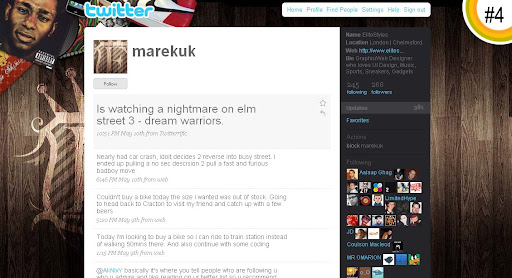 marekuk 100+ Incredible Twitter Backgrounds