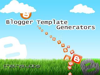blogger+template+generators Blogger Lab  Free Blogger Template Generators!
