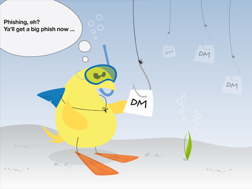 phishing 50+ Most Amazing and Funny Twitter Comics