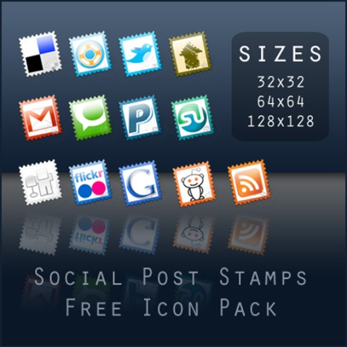 social+icons+download+%2811%29 Social Network Icons Reloaded