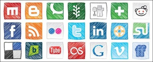 social+icons+download+%2818%29 Social Network Icons Reloaded