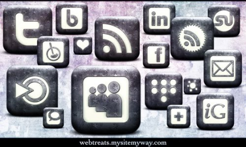 social+icons+download+%2815%29 Social Network Icons Reloaded