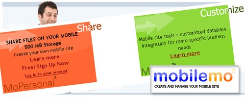 mobilemo Create Mobile Version of Blog: 12 Free Alternatives
