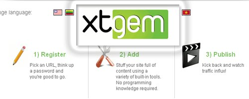 xtgem Create Mobile Version of Blog: 12 Free Alternatives