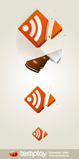 templay team Fresh, Free and Gorgeous RSS/Feed Icons