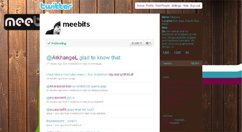 meebits Inspiration Reloaded!   44 Best Twitter Background Themes