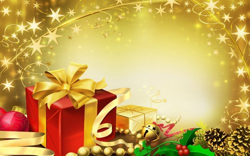 Christmas gifts 40 Gorgeous High Quality Christmas Wallpapers