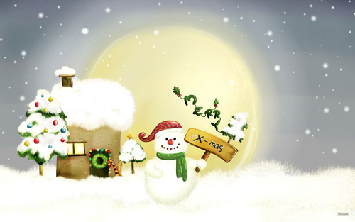 christmas newyear 40 Gorgeous High Quality Christmas Wallpapers