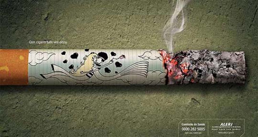 smoke 65 Creative Anti Smoking Ad Campaigns Dedicated to World No Tobacco Day