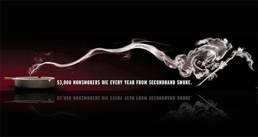 Smoking+Ghost 65 Creative Anti Smoking Ad Campaigns Dedicated to World No Tobacco Day