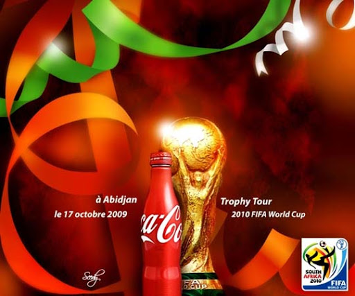 Kenako+Africa+ +Lady+Worldcup+on+the+Behance+Network FIFA World Cup South Africa 2010 Wallpapers, Posters and Fan Art