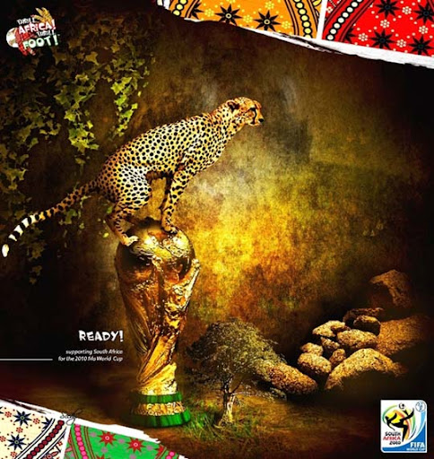 Kenako+Africa+ +Lady+Wild+on+the+Behance+Network FIFA World Cup South Africa 2010 Wallpapers, Posters and Fan Art