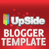 UpSide Free Blogger Templates