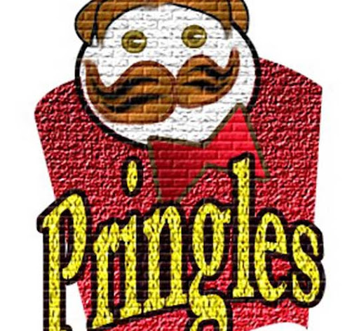 Pringle+Chips+Logo+as+Wall+Graffiti Funky Graffiti Tutorials using Photoshop and Illustrator