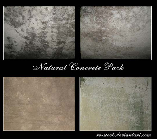Natural Concrete Pack by ro stock 15+ Useful Concrete Texture Packs for Designers