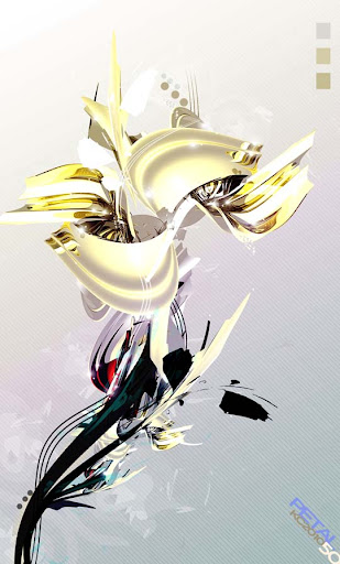 petal 50 by kikanji 60 Magnificent Digital Abstract Art Examples