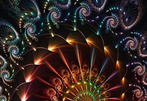 Fractal Digital Art  Pattern Wallpapers