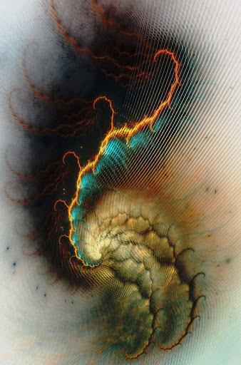Spineshank by MelonLogic 60 Spectacular Fractal Art Examples