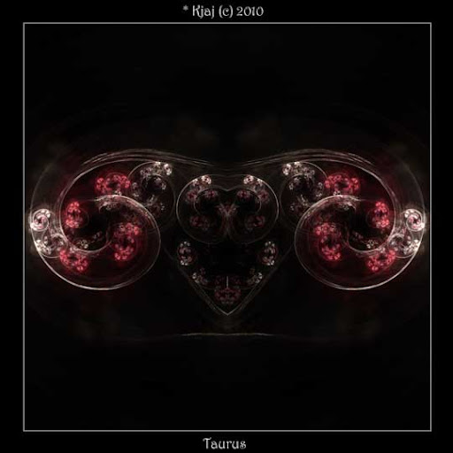 Taurus   by Kjaj 60 Spectacular Fractal Art Examples