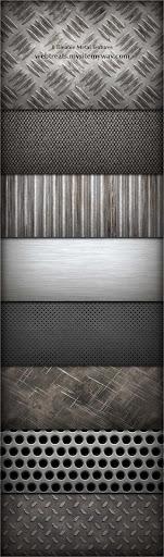 8 Tileable Metal Textures by WebTreatsETC 60+ Free Metallic Textures Handpicked from DeviantArt