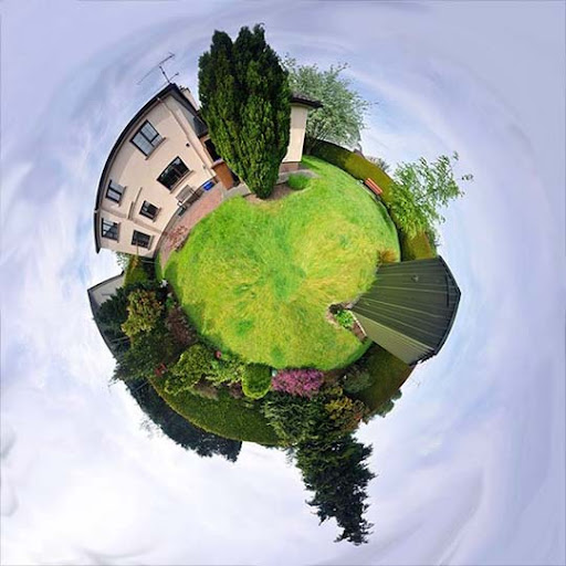 home+planet Mesmerising Planet Panoramic Photography