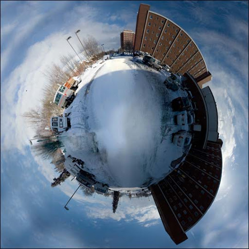 Wallace Planet by bakerjake Mesmerising Planet Panoramic Photography