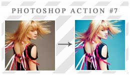 Photoshop action 7 by xVanillaSky The Ultimate Collection Of 500+ Useful Free Photoshop Actions