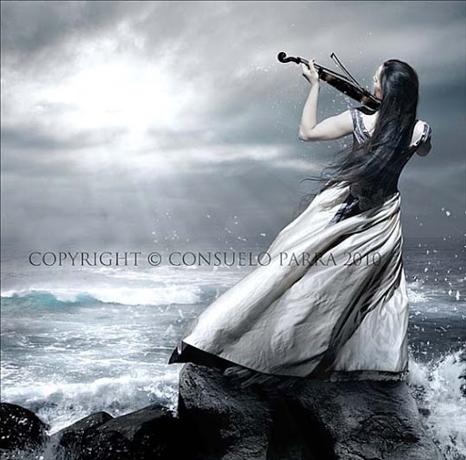 song+of+the+sea 40 Examples of Emotional Female Photomanipulation Art