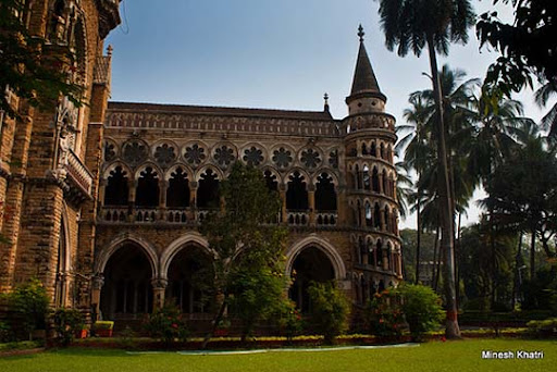 Bombay+University,+Library,+Mumbai,+Rajabai+Clock+Tower The Incredible India: 90 Spectacular Photos