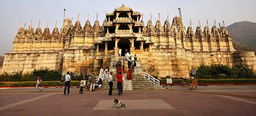 Ranakpur+ +Jain+Temple,+Udaipaur,+Rajasthan The Incredible India: 90 Spectacular Photos