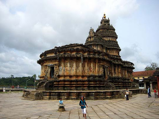 Vidyashankara+temple,+Sringeri,+Chikkamagalur,+Karnataka The Incredible India: 90 Spectacular Photos