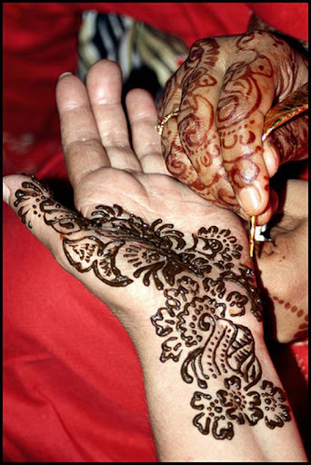 Mehndi The Beauty of Pakistan: 70 Amazing Photographs