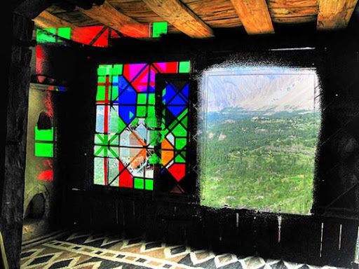 600+year+old+Fort+Window+HDR+ +Northern+Pakistan The Beauty of Pakistan: 70 Amazing Photographs