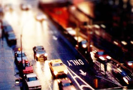1991 50+ Beautiful Examples of Tilt Shift Photography