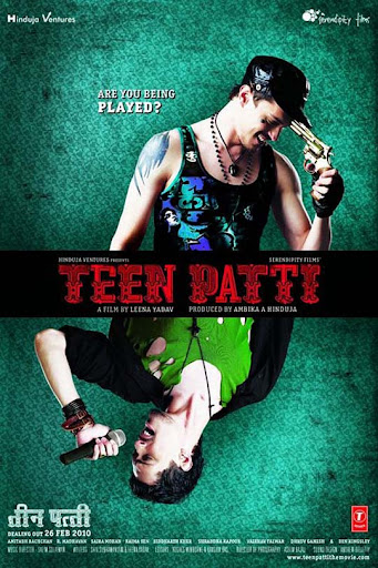 teen+patti 30+ Creative Bollywood Movie Posters | Design Inspiration