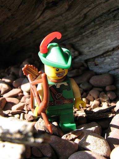 Forestman+in+the+Twisted+Tree 50 Incredibly Creative LEGO Creations