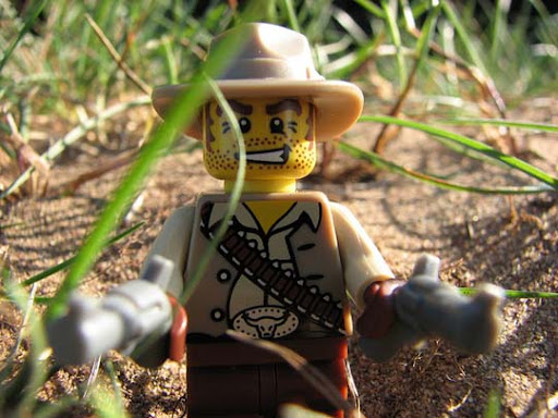 Cowboy 50 Incredibly Creative LEGO Creations
