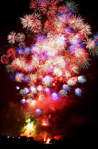 A+display+of+Fireworks 60+ Jaw Dropping Examples of Fireworks Photography