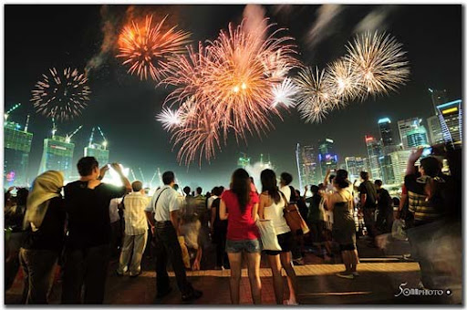 Singapore+ +National+Day+Parade+Fireworks 60+ Jaw Dropping Examples of Fireworks Photography