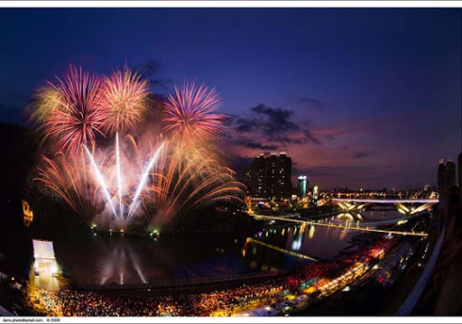 Bitan+Summer+Festival+2009 60+ Jaw Dropping Examples of Fireworks Photography