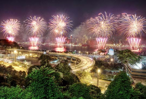 Fireworks+Symphony 60+ Jaw Dropping Examples of Fireworks Photography