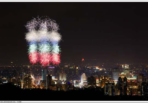 Taipei 60+ Jaw Dropping Examples of Fireworks Photography