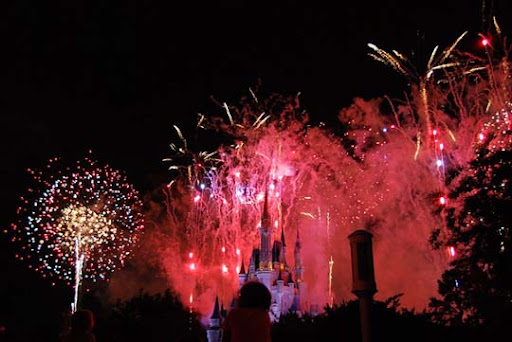 Disney+World+4th+of+July+Fireworks 60+ Jaw Dropping Examples of Fireworks Photography