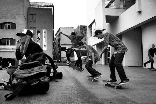 MACBA+Skateboarding 40 Stunning Sequence Photography Examples
