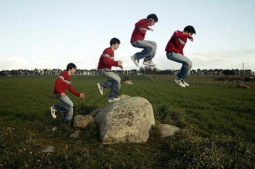 Parkour+Sequence 40 Stunning Sequence Photography Examples