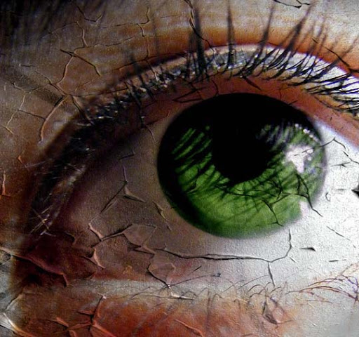 Fighting+with+the+time 30+ Mesmerising Macro Photos of the Human Eye | Photography Inspiration