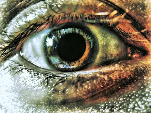 eye HDR by teforeon 30+ Mesmerising Macro Photos of the Human Eye | Photography Inspiration