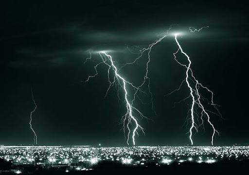 Hermosillo,+Sonora Striking and vivid Examples of Lightning Photography